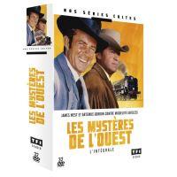 Coffret Les Mystères de l'Ouest L'intégrale DVD