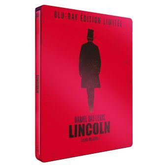 Lincoln Edition Limitée Steelbook Blu-ray