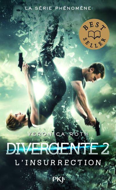 Divergente - Tome 2 : Divergente - tome 2 L'insurrection