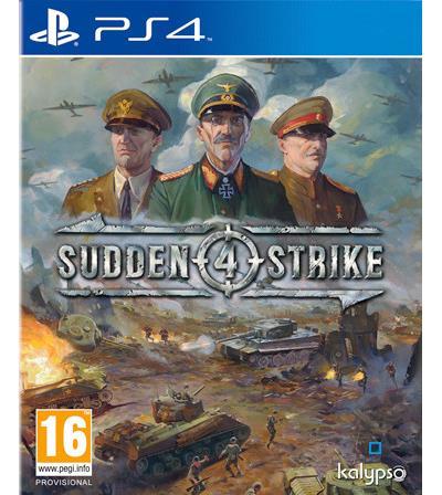 Sudden Strike 4 PS4