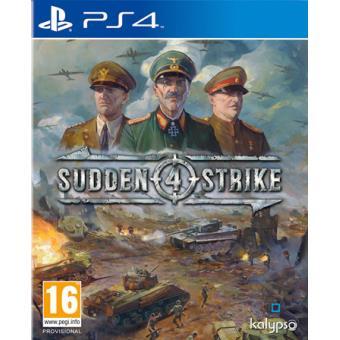 SUDDEN STRIKE 4 MIX PS4