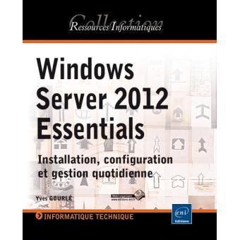 Windows Server 2012 Essentials