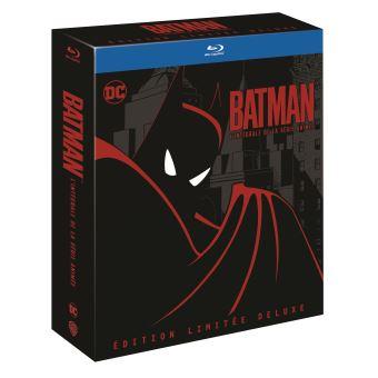 Batman animated seriesBatman, la série animée Edition Deluxe Blu-ray