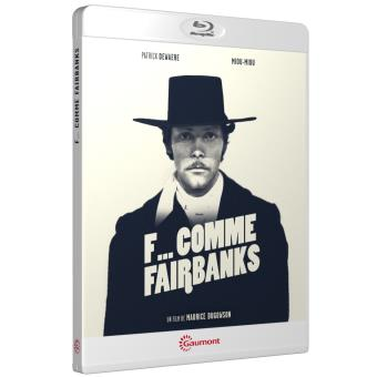 F... comme Fairbanks Blu-ray