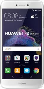 Huawei Smartphone Huawei P8 Lite 2017 Double SIM 16 Go Blanc