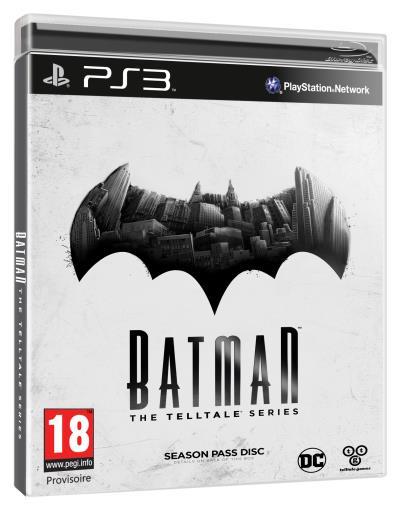 Batman : The Telltale Series PS3
