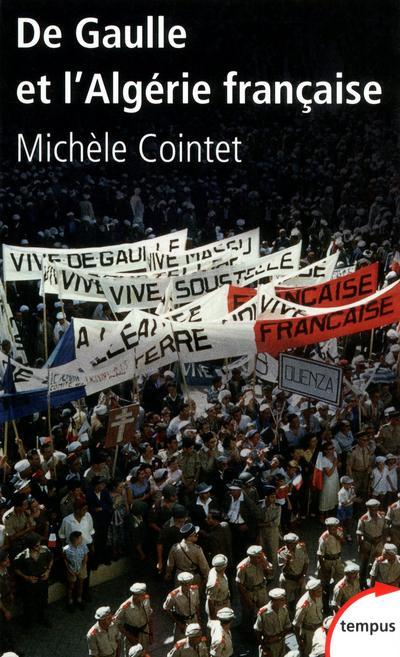 De Gaulle et l'Algérie française