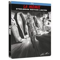 La Momie Steelbook Blu-ray