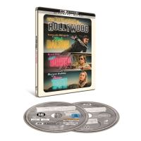 ONCE UPON A TIME IN HOLLYWOOD-BIL-BLURAY 4K STEELBOOK