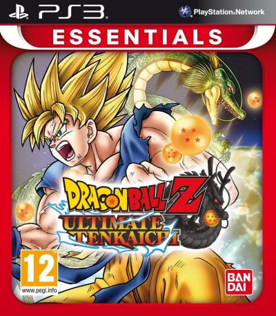 Dragon Ball Z Ultimate Tenkaichi Essentials PS3
