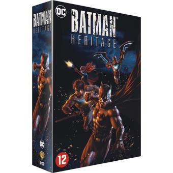 Batman Heritage Box