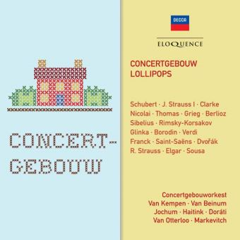 CONCERTGEBOUW LOLLIPOPS/2CD