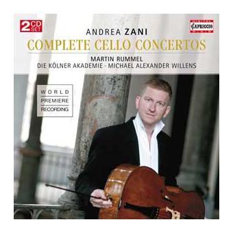 Sämtliche Cellokonzerte