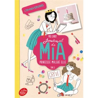 Journal de MiaL'anniversaire