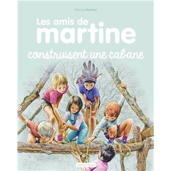 MartineLes amis de Martine La cabane