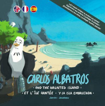 Carlos Albatros… Et l'Ile hantée
