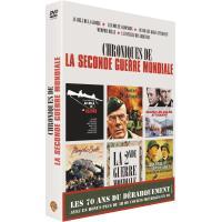 Au-delà de la gloire - Les douze salopards - Quand les aigles attaquent - Memphis Belle - La bataille des Ardennes Coffret 6 DVD