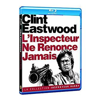 L'Inspecteur ne renonce jamais Blu-ray
