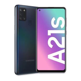 SAMSUNG GALAXY A21S 64GB BLACK