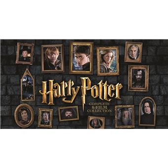Harry Potter Collection 1 t/m 7.2
