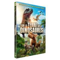 Sur la terre des dinosaures, le Film DVD