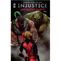 Injustice ground zero