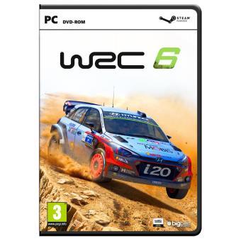 WRC 6 MIX PC