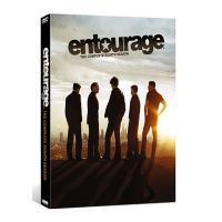 Entourage - Seizoen 8 - 2 Disc DVD