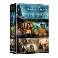 Abraham Lincoln, tueur de zombies - Hansel et Gretel - Thor et le marteau des dieux Coffret 3 DVD