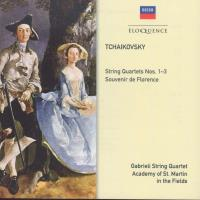 Tchaikovsky: Streichquartette No's.1-3 / Souvenir De Florence