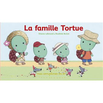 Comptines en orLa famille Tortue