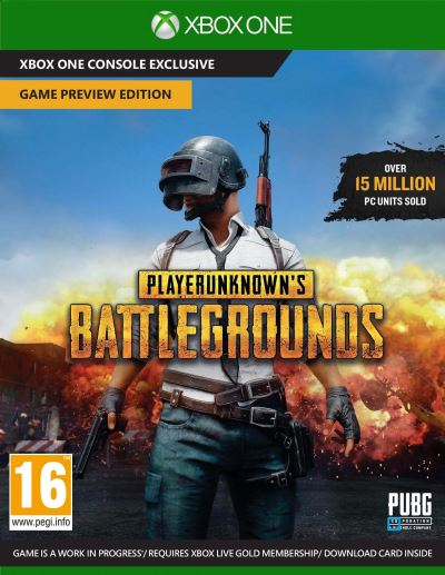 PlayerUnknown's Battlegrounds - PUBG Xbox One