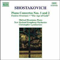 Piano concerts 1 & 2