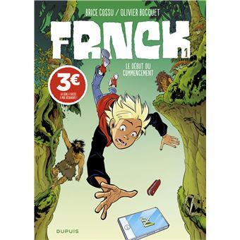 FrnckFRNCK - Le début du commencement (Prix réduit)