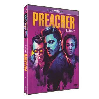 DVD de la saison 2 de PREACHER