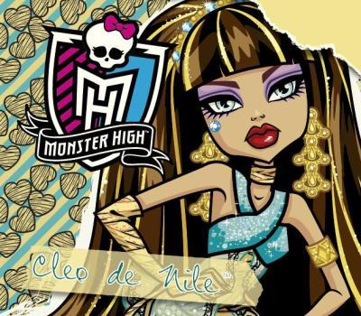 Monster High -  : Cleo de Nile mini book
