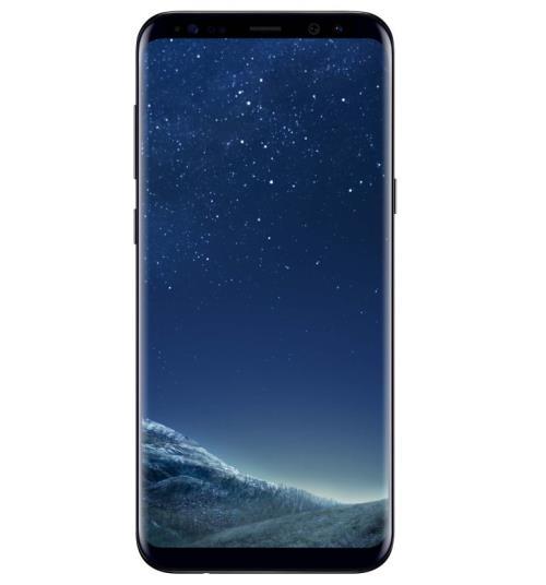 Smartphone Samsung Galaxy S8+ 64 Go Noir Carbone