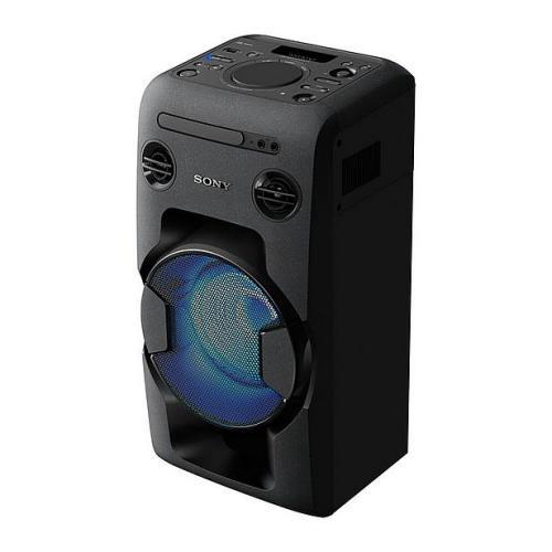 Enceinte Bluetooth Sony MHC-V11 Noir - Chaîne hi-fi. Achetez en ligne parmi un grand choix de produits high-tech. Remise permanente de 5% pour les adhérents.