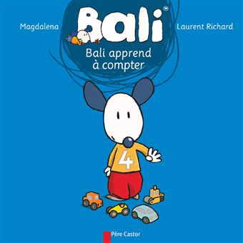 BaliBali apprend à compter