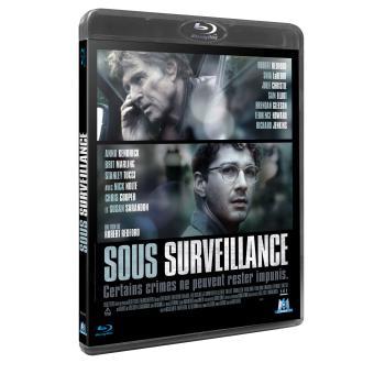 Sous surveillance Blu-Ray