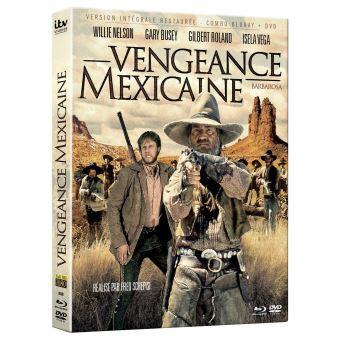 La vengeance mexicaine Combo Blu-ray DVD