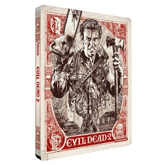 Evil DeadEvil Dead 2 Blu-ray 4K Ultra HD