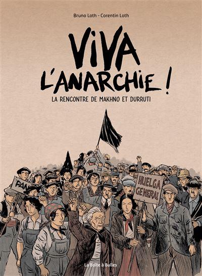 Viva l'anarchie ! Vol.1
