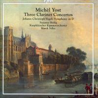 Trois concertos pour clarinette Symphonie en RE