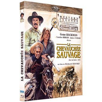 La chevauchée sauvage Edition Fourreau Blu-ray