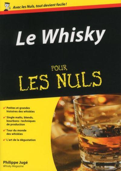 Le Whisky Pour les nuls - 9782754067751 - 9,99 €
