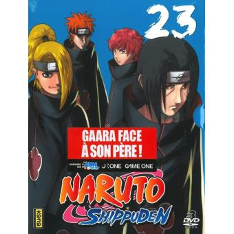 Naruto Shippuden Coffret 3 Dvd Volume 23 Dvd Dvd Zone 2