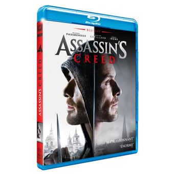 Assassin's creedAssassin's Creed Blu-ray