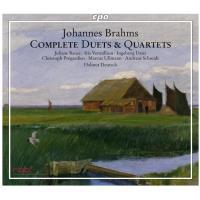 Brahms : Intégrale des duos et quatuors