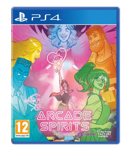 Arcade Spirits PS4
